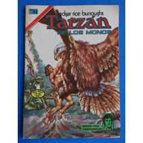 Edgar Rice Burroughs Tarzan # 2-572 Novaro Enero 1978
