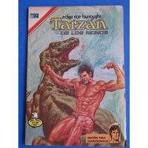 Edgar Rice Burroughs Tarzan # 2-551 Novaro Agosto 1977