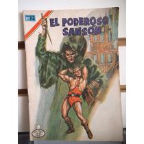 El Poderoso Sanson 113 Editorial Novaro