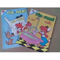 Comics Defix Y Foxy Edit.novaro