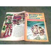 Comic #1 Historia Del Pueblo Mexicano,1968