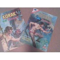 Comics De Korak El Hijo De Tarzan Edit.novaro