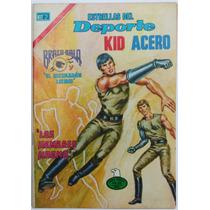 Kid Acero No 75 Escuadron Lobo Novaro Brazo Bala Tlacua03