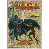 Star Wars Guerra De Las Galaxias Comic Ed Novaro De 1982