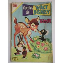 Cuentos De Walt Disney # 457 Novaro Agosto 1969