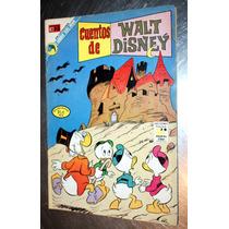 Cuentos De Walt Disney Ed Novaro Agosto 1973