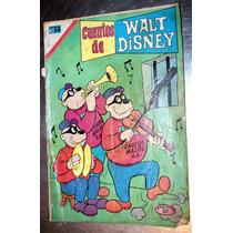 Cuentos De Walt Disney Ed Novaro Diciembre 1973