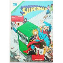 Superman # 1176 El Hombre De Acero 1978 Aguila Novaro