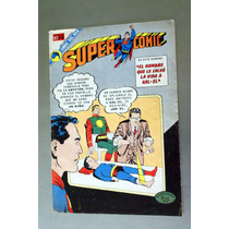 Supercomic Superman #76 Editorial Novaro 1973