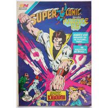 Supercomic # 243 Karate Kid Novaro 1982 Superman Tlacua03