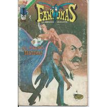 Fantomas El Falso Fantomas Novaro Serie Avestruz 1983
