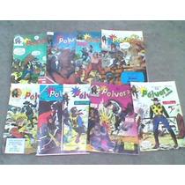 Comics De Polvora De Novedades
