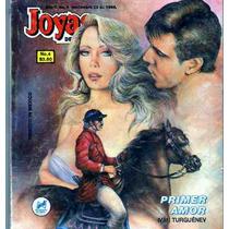 Tlax Comic Joyas De La Literatura #4 Primer Amor De Ivan T.
