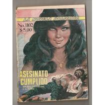 Comic Patti Mcguire Playmate Novela Policiaca Novedades 1979