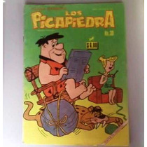 Comic Los Picapiedra #39 Año 1981