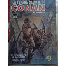 La Espada Salvaje De Conan El Barbaro #26, Ed 1989