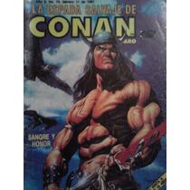 La Espada Salvaje De Conan El Barbaro #70, Ed 1991