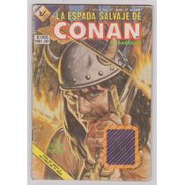 La Espada Salvaje De Conan El Barbaro # 121 - Novedades