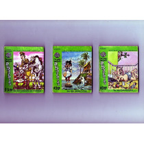 Tlax Lote De Comics De Mini Burrerias De Aniceto