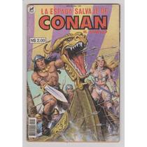 La Espada Salvaje De Conan El Barbaro # 191 - Novedades