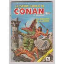 La Espada Salvaje De Conan El Barbaro # 103 - Novedades