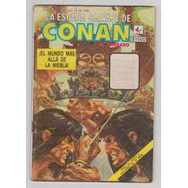 La Espada Salvaje De Conan El Barbaro # 106 - Novedades