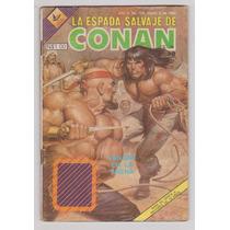 La Espada Salvaje De Conan El Barbaro # 124 - Novedades