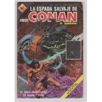 La Espada Salvaje De Conan El Barbaro # 109 - Novedades
