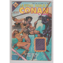 La Espada Salvaje De Conan El Barbaro # 113 - Novedades