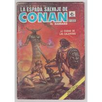 La Espada Salvaje De Conan El Barbaro # 95 - Novedades