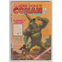 La Espada Salvaje De Conan El Barbaro # 104 - Novedades