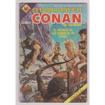 La Espada Salvaje De Conan El Barbaro # 125 - Novedades