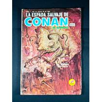La Espada Salvaje De Conan El Bárbaro. No. 6 Año 1988 Vv4