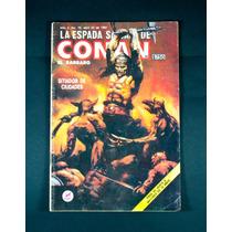 La Espada Salvaje De Conan El Bárbaro. No. 75 Año 1991 Vv4