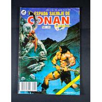 La Espada Salvaje De Conan El Bárbaro. No. 162 Año 1994 Vv4
