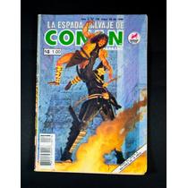 La Espada Salvaje De Conan El Bárbaro. No. 156 Año 1994 Vv4