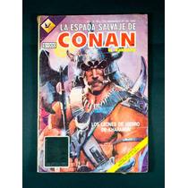 La Espada Salvaje De Conan El Bárbaro. No. 112 Año 1992 Vv4