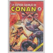 La Espada Salvaje De Conan El Barbaro # 138 - Novedades