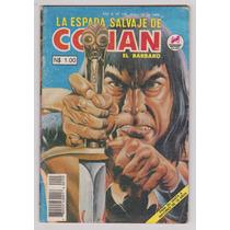 La Espada Salvaje De Conan El Barbaro # 155 - Novedades