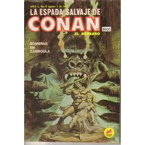 La Espada Salvaje De Conan. Numero: 4 $100.00 (novedades)