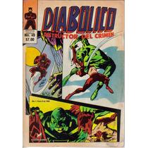 Diabolico Comics. Numeros Bajos. (novedades) $85.00