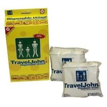 Traveljohn-desechables Urinario (6 Pack)