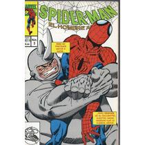 Spiderman, El Hombre Araña No 3, Ed Vid, Marzo1995, 32 P.