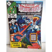 El Hombre Araña 249 Presenta: Los Vengadores Novedades