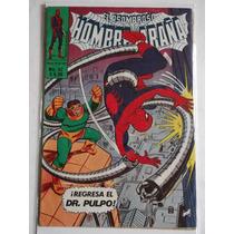 El Asombroso Hombre Araña # 47 Novedades Editores Mar. 1981