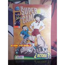 Super Campeones 37