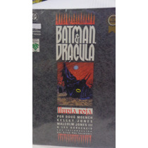Batman Y Dracula Lluvia Rojo Editorial Vid