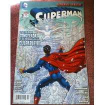 Superman # 3 $100 Televisa Dc Comics Mexico