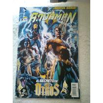 Comic Aquaman # 7 Y 8 Televisa No Batman,superman,