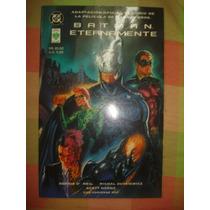 Comis Vid Batman Eternamente Adaptacion De La Pelicula